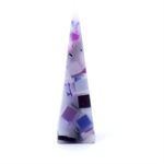 Heather Pyramid Candle