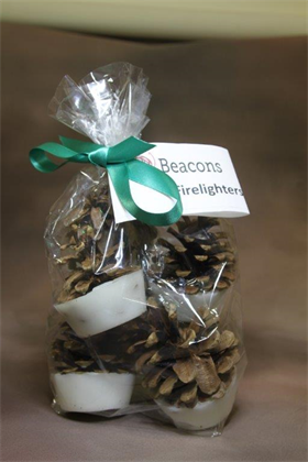 Luxury Pine Firelighters and Gift Packs