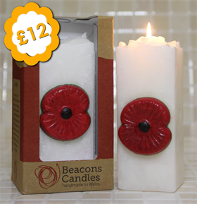 Poppy Candles